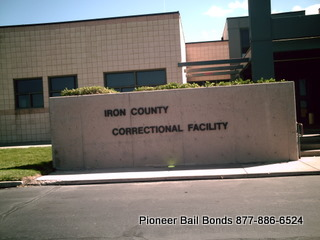 Iron County correctional facility - Pioneer Bail Bonds 320x240.JPG